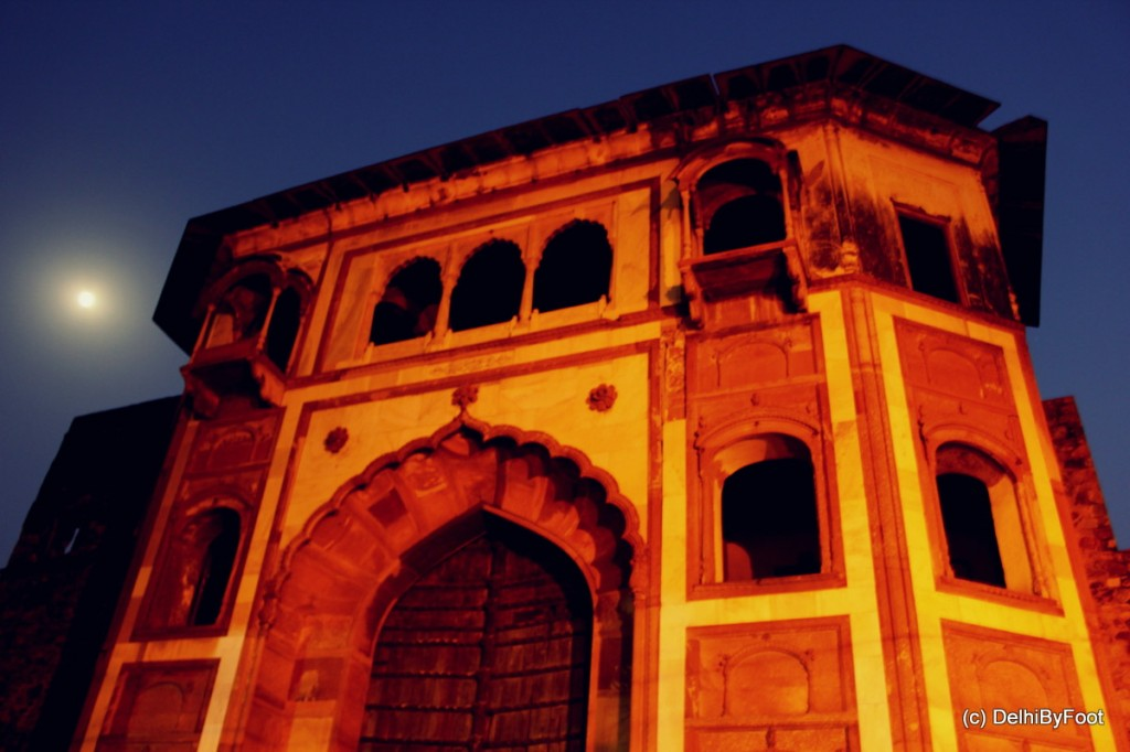Zafar Mahal, Mehrauli Walk#1