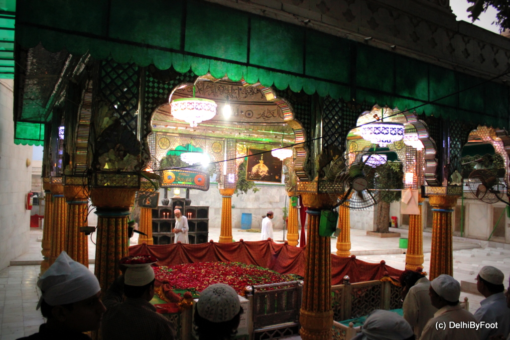 Dargah Sharif of Hazrat Khwaja Qutubuddin Bakhtiyar Kaki (r.a.)