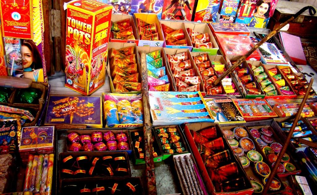 Diwali Bazars in Purani Dilli