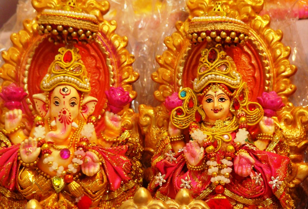 Diwali Bazars in Purani Dill