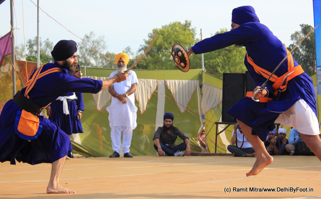 Not for a moment did any fight seem to be a mock battle of strength or agility, each fight was done with so much vigour and fierceness!