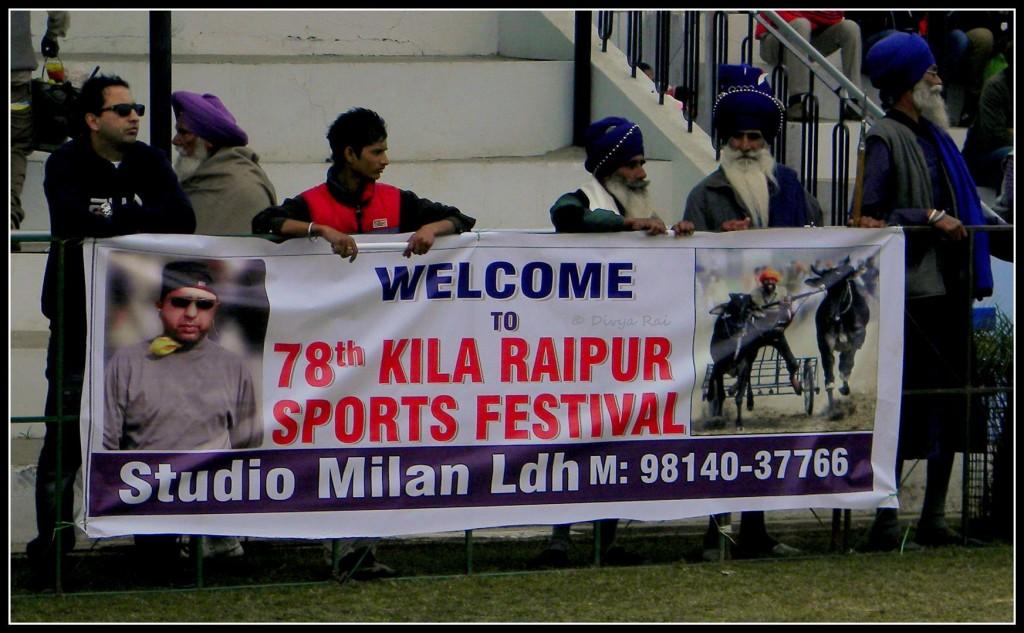 Kila Raipur Sports Festival 2