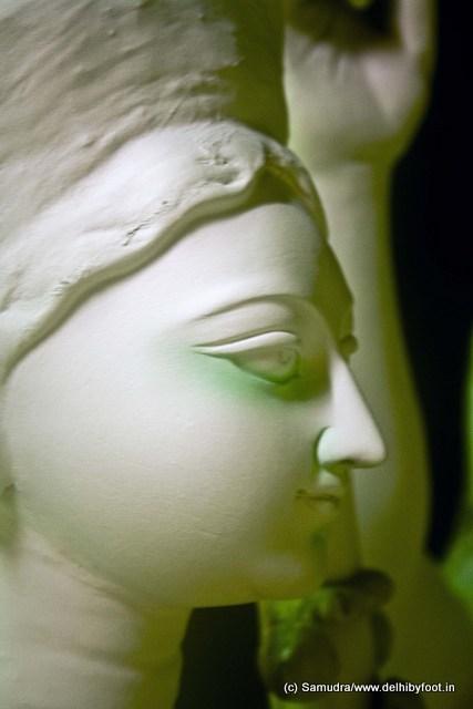 Saraswati ... the consort of Brahma