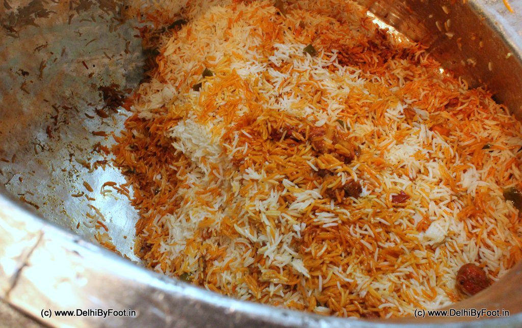 Buffalo meat FBiryani