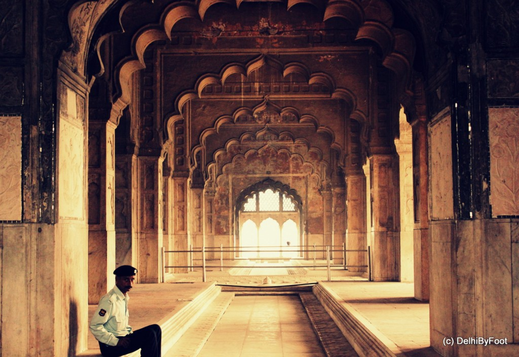 DelhiByFoot - Red Fort