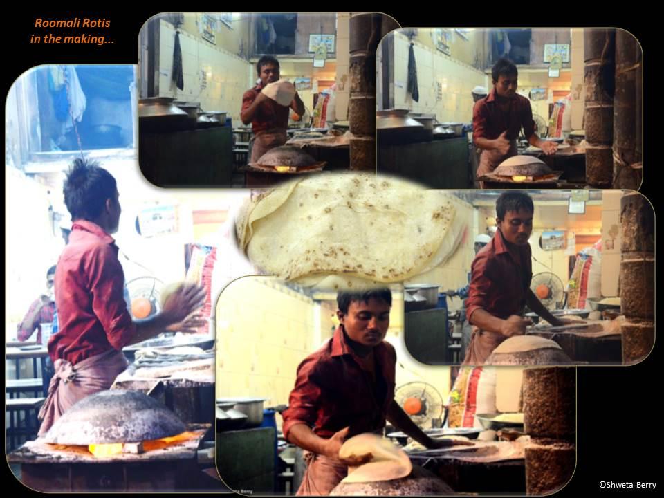 S8-Roomali Rotis