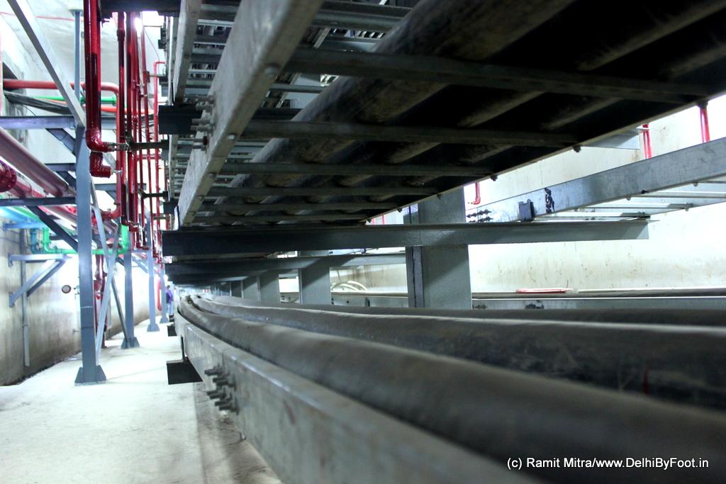 CP NDMC Underground Tunnels