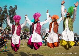 The quintessential Bhangra