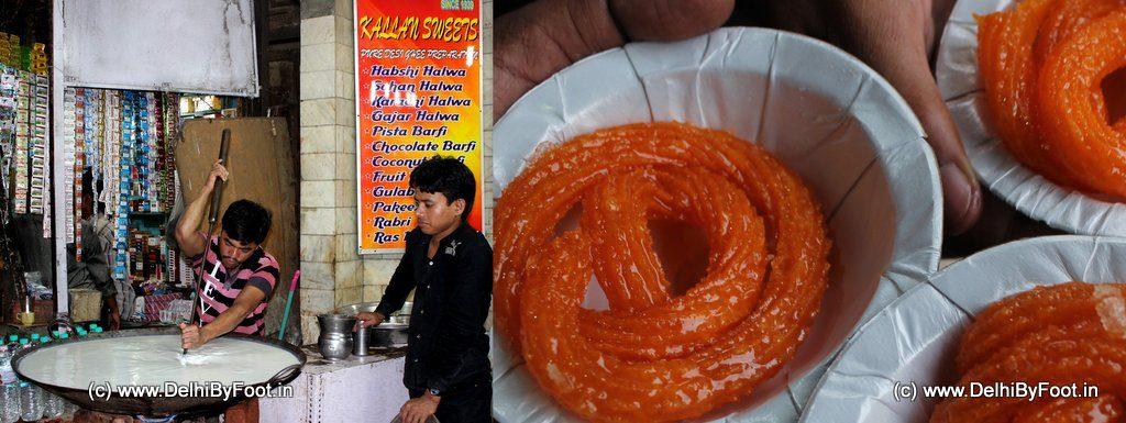 Kallan Sweets Paneer Jalebis
